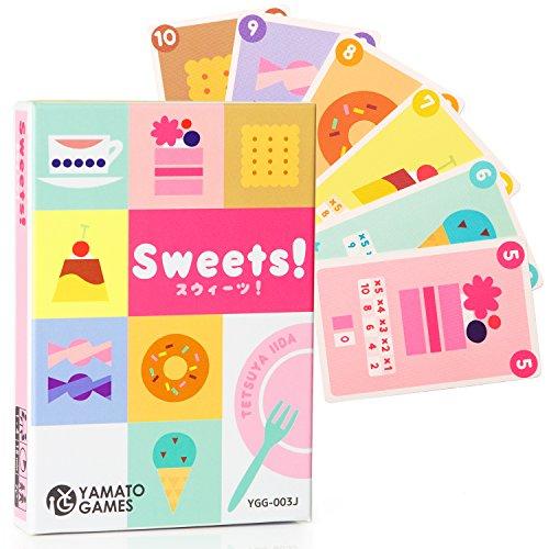 カードゲーム スウィーツ!の詳細を見る