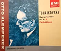 Tchaikovsky: Symphonies 4, 5 & ,6, Pathetique by Philharmonia Orchestra (1991-08-16)