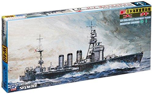 ピットロード 1/700 日本海軍 重雷装艦 大井 W46