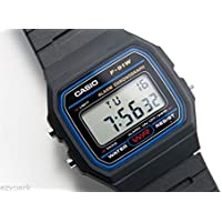 Casio F91W-1 Digital Wrist Watch for All - 2 Years Warranty - Extra Free Battery