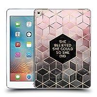 オフィシャルElisabeth Fredriksson Believe 2 タイポグラフィ iPad Pro 9.7 (2016) 専用ソフトジェルケース