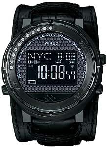 [ワイアード]WIRED 腕時計 WIRED h ワイアード エイチ ソーラー 電波時計 AGWH017 メンズ
