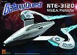ペガサスホビー 1/1400 ギャラクシー・クエスト N.S.E.Aプロテクター NTE-3120 プラモデル
