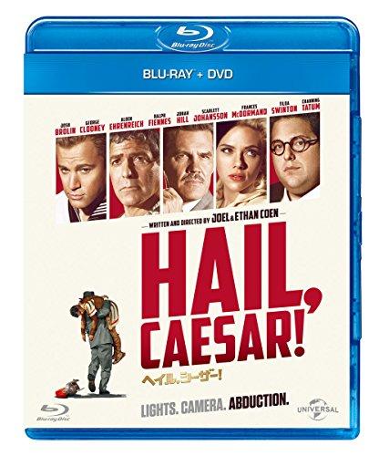 ヘイル,シーザー! ブルーレイ+DVDセット [Blu-ray]の詳細を見る