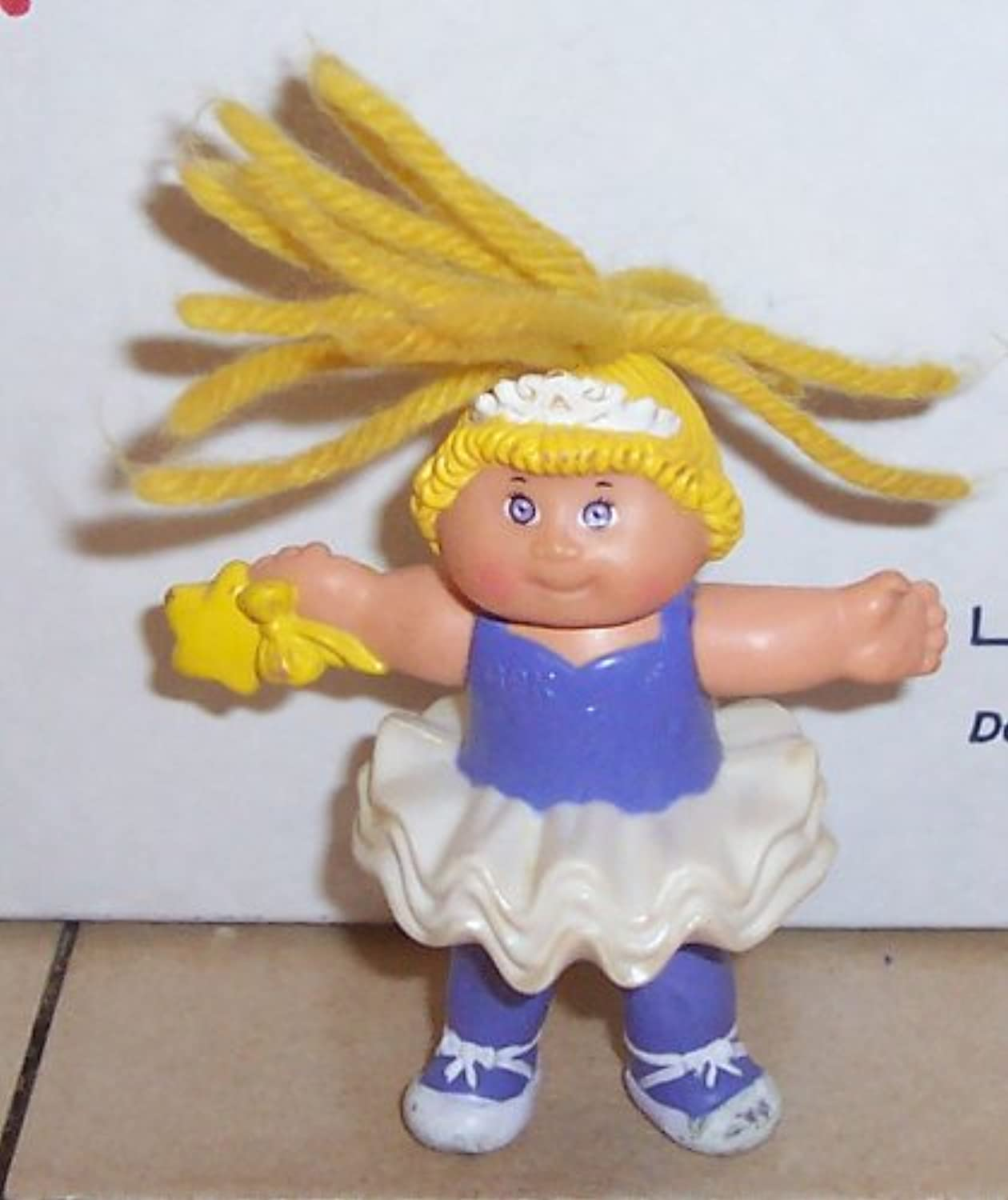 1992 Mcdonalds Cabbage Patch Kids – Ali Marie Happy Meal Toy