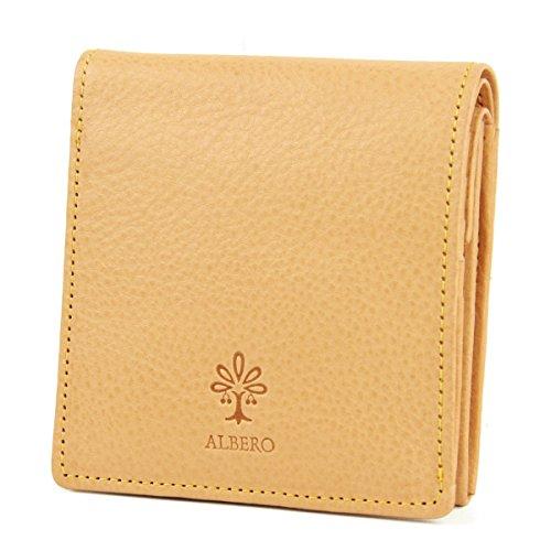 ae73ac47d029 [アルベロ] ALBERO 二つ折り財布 5342 NATURE ナチュレシリーズ AL-5342-20