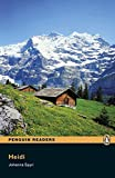 Heidi CD Pack (Book &  CD) (Penguin Readers (Graded Readers))