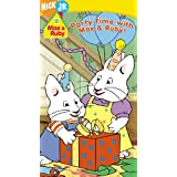 Max & Ruby: Party Time With Max & Ruby [VHS] [Import]