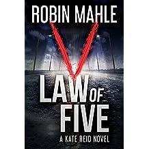Law of Five (A Kate Reid Novel Book 2)