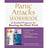 Panic Attacks Workbook: A Guided Program for Beating the Panic Trick by David Carbonell(2004-10-19)