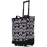 Olympia Fashion Rolling Shopper Tote