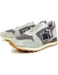 Atlantic STARS アトランティックスターズ ARGO アルゴ TANYAPOAE メンズ GREY/BROWN グレー スニーカー 靴 40(約25.5cm~約26cm) [並行輸入品]