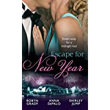 Escape for New Year: Amnesiac Ex, Unforgettable Vows / One Night with Prince Charming / Midnight Kiss, New Year Wish (Mills & Boon M&B) (Mills & Boon Special Releases) (English Edition)