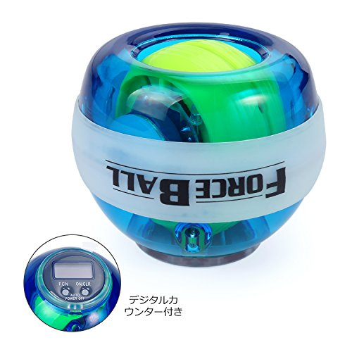 YIPIN リストボール ローラーボール 手首 握力 トレー...