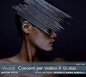 Vivaldi: Concerto per violino II 'Di sfida' (Tesori del Piemonte Vol. 35)