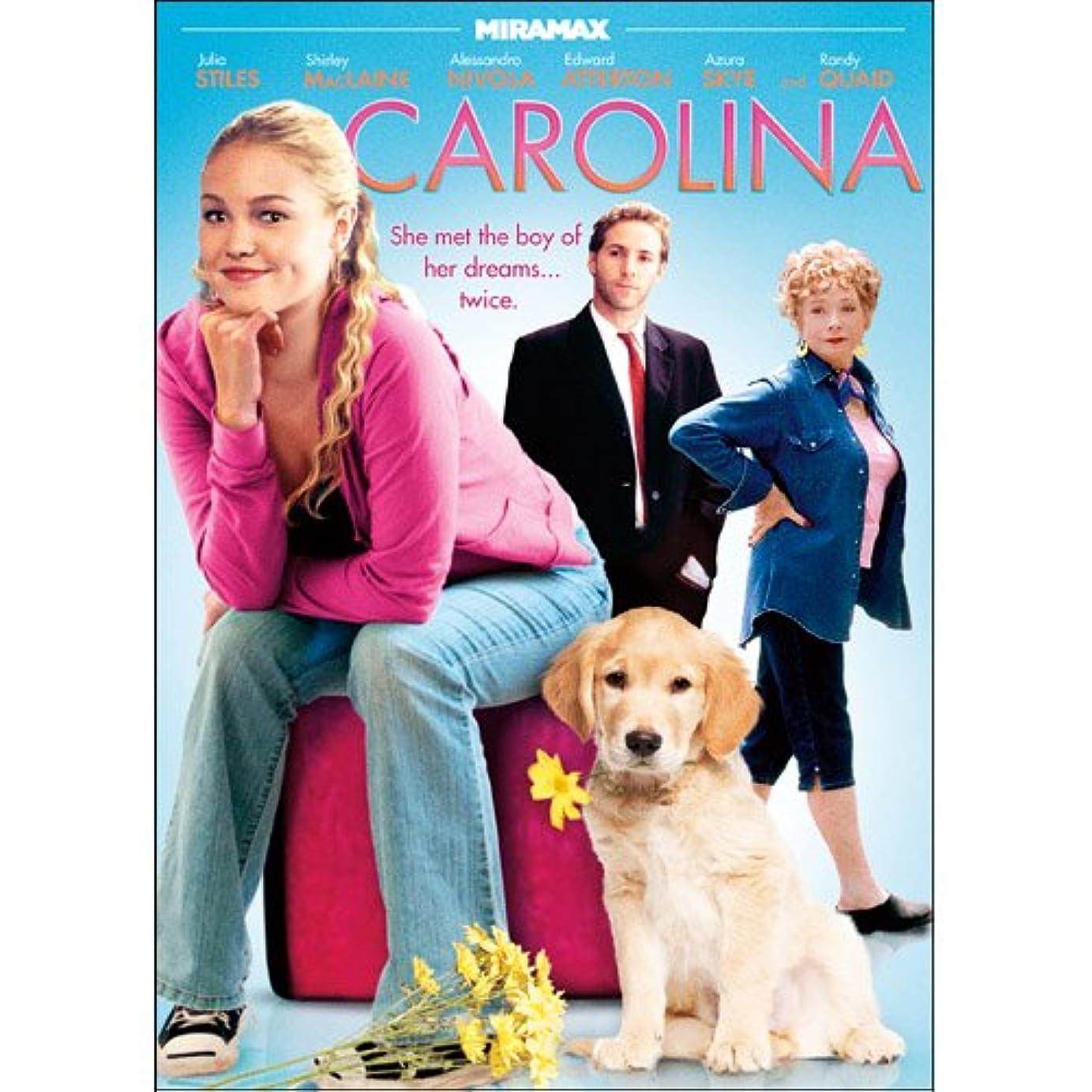 区画首謀者肝Carolina [DVD] [Import]