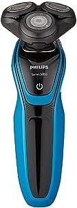 フィリップス 5000シリーズ メンズ ウェット&ドライ電気シェーバー S5050/05