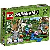 輸入レゴマインクラフト LEGO Minecraft The Iron Golem 21123 [並行輸入品]