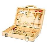 Boîte à outils en bois (jouet enfant)