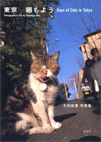 東京 猫もよう—太田威重写真集