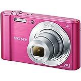 SONY デジタルカメラ Cyber-shot W810 光学6倍 ピンク DSC-W810-P