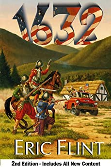 1632, Second Edition (Ring of Fire Book 1) by [Flint, Eric]