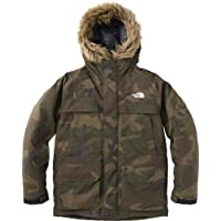【2016FW】THE NORTH FACE Novelty McMurdo Parka ウッドランド(WC) ND91646 (Lサイズ)