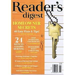 Reader's Digest (US) [US] June 2018 (単号)
