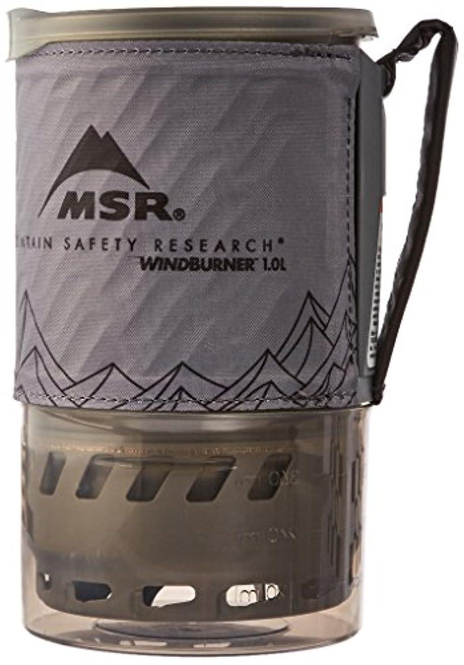 利益アパートシロクマMSR Windburner Stove Accessory Pot 1.0L [並行輸入品]
