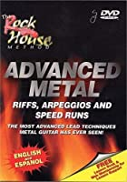 Advanced Metal: Riffs Arpeggios & Speed Runs [DVD] [Import]