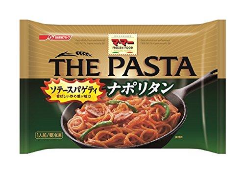 [冷凍] 日清フーズ マ・マー THE PASTAソテースパゲティ ナポリタン 290g