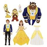 美女と野獣 ディズニープリンセス デラックスフィギュア ファッションセット Beauty and the Beast Deluxe Figure Fashion Set ベル [並行輸入品]