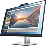 """HP E24d G4 23.8"""" Full HD LCD Advanced Docking Monitor - 1920 x 1080 Full HD Display - in-Plane Switching (IPS) Technology - 6"""