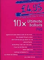 10 Ultimate Ballads (Pvg)