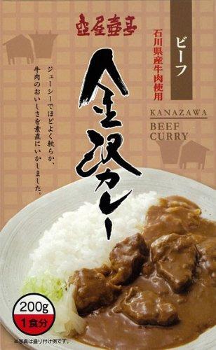 壺屋壷亭金沢カレー ビーフ200g