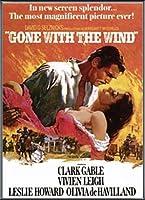 ポスター ノーネーム Gone with the Wind 額装品 アルミ製ベーシックフレーム(ブラック)