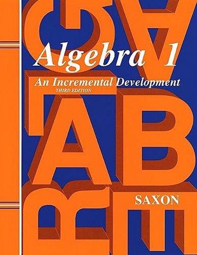 Download Algebra 1: An Incremental Development : Home Study (Homeschool Algebra) 1565771230