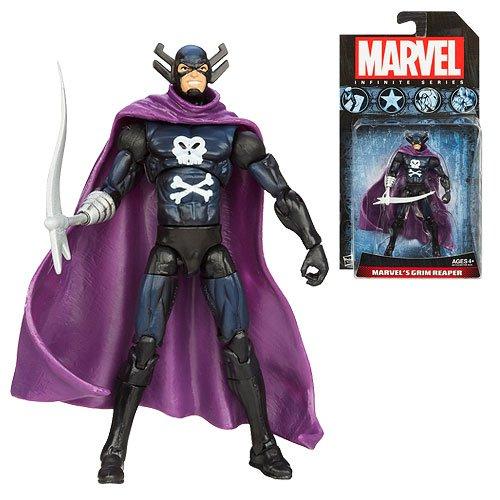 マーベル・インフィニット 3.75インチ アクションフィギュア グリム・リーパー/Marvel Infinite Series Marvel's Grim Reaper【並行輸入】