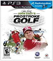 John Daly's ProStroke Golf (Compatible with Move) (輸入版)