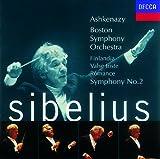シベリウス:交響曲第2番/フィンランディア、他
