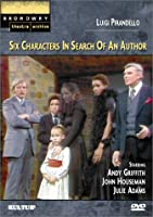 Six Characters in Search of an Author [DVD] [Import]