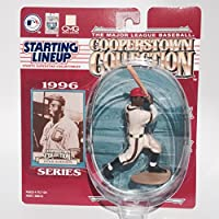 STARTING LINEUP 1996 SERIES COOPERSTOWN COLLECTION JACKIE ROBINSON ACTION FIGURE by AFLOT2-TOY-JACKIE-076281689371-N