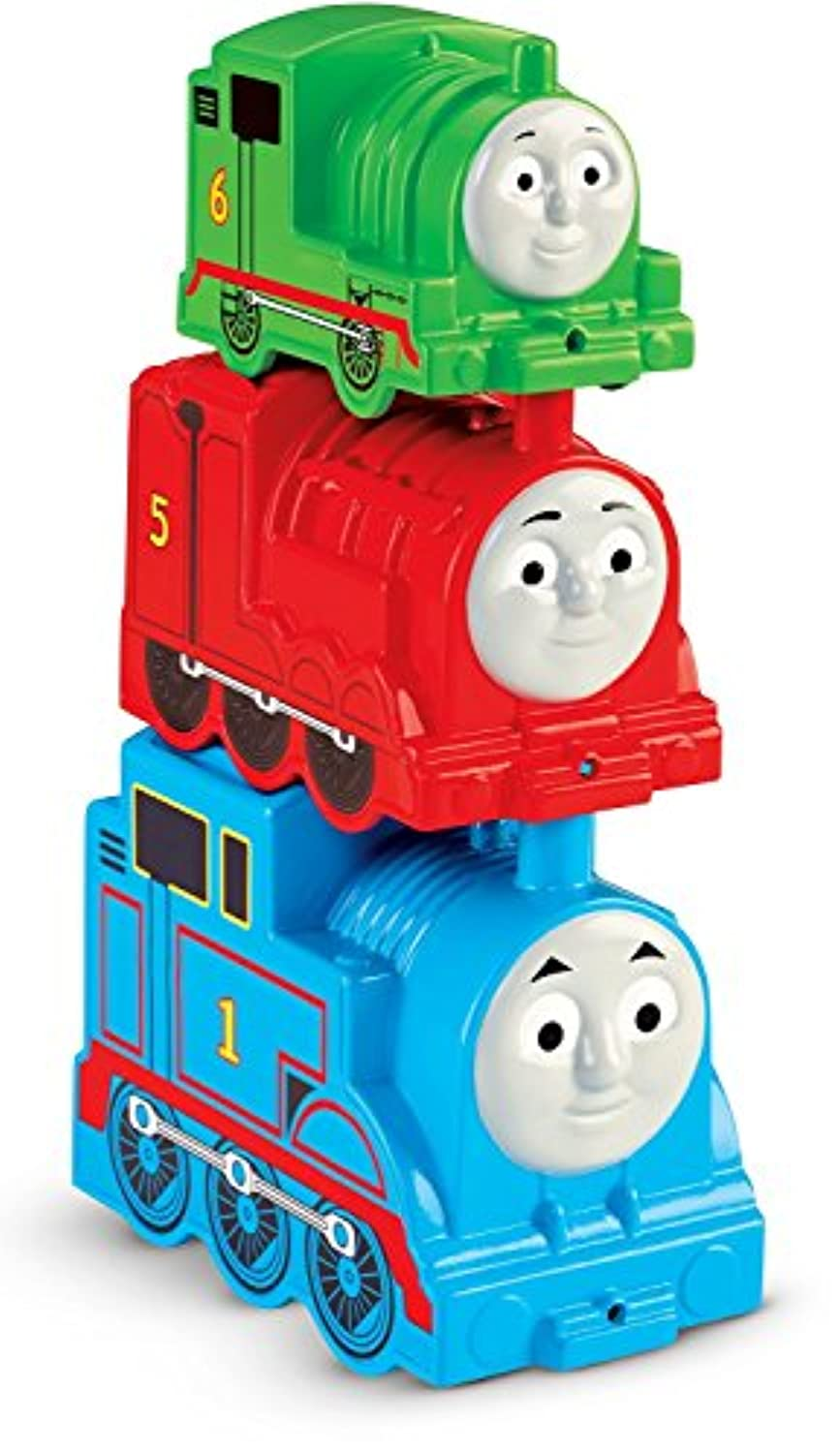 Fisher-Price My First Thomas The Train, Stacking Steamies [並行輸入品]