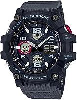 [カシオ]CASIO 腕時計 G-SHOCK ジーショック マッドマスター 電波ソーラー GWG-100-1A8JF メンズ