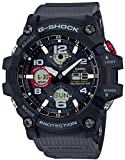 [カシオ]CASIO 腕時計 G-SHOCK ジーショック MUDMASTER 電波ソーラー GWG-100-1A8JF メンズ