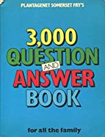 3000 Question and Answer Book