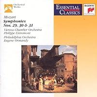 Mozart;Syms.29, 30, 31