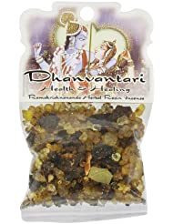 樹脂Incense Dhanvantari – Health and Healing – 1.2ozバッグ