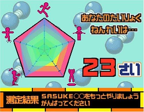 SASUKE&筋肉バトルスポーツマンNo.1決定戦