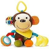 Skip Hop SH306201 Bandana Buddies Stroller Toy - Monkey